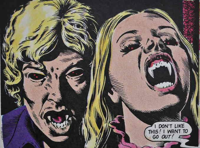 Brian Bolland Vampires