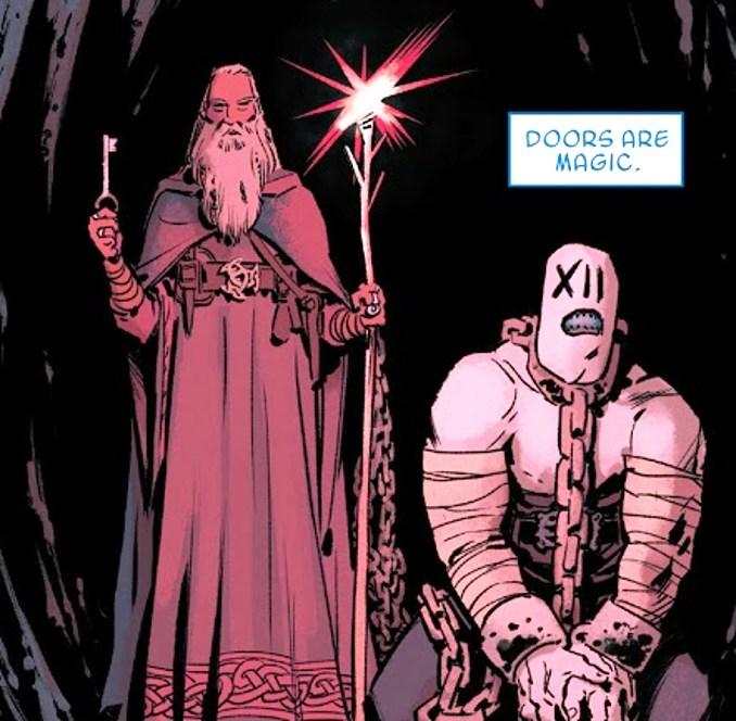 sorcier supreme Marvel Comics