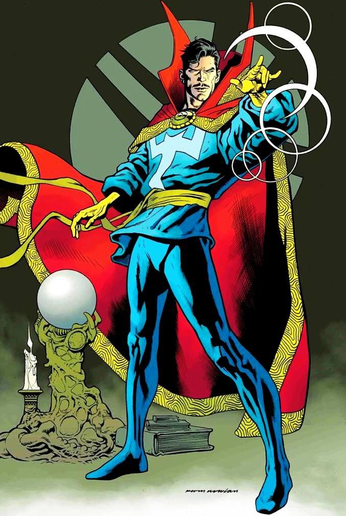 Dr Strange Comics