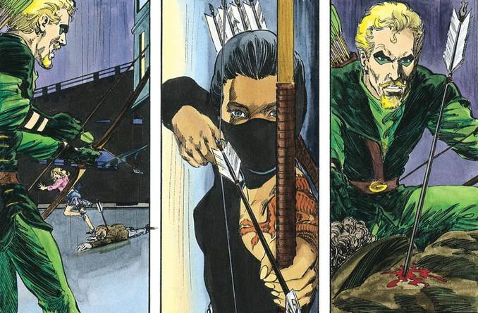 Green Arrow : Longbow Hunters