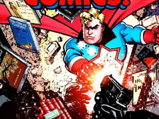 Hey Kids ! Comics ! Howard Chaykin