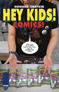 Hey Kids ! Comics !