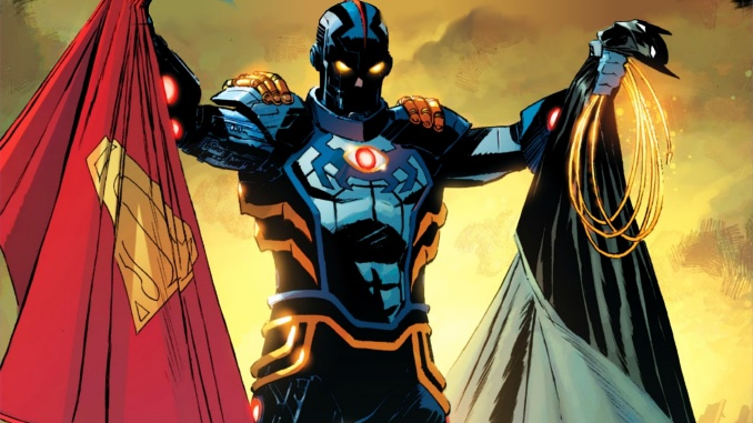 Tales From The Dark Multiverse Infinite Crisis