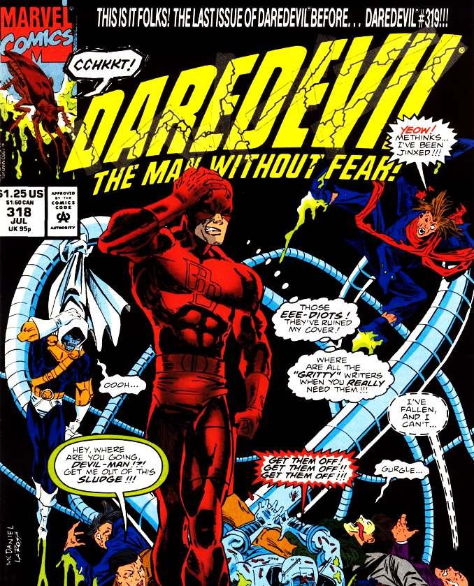Daredevil 318