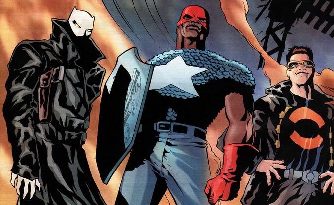 The Crew Marvel