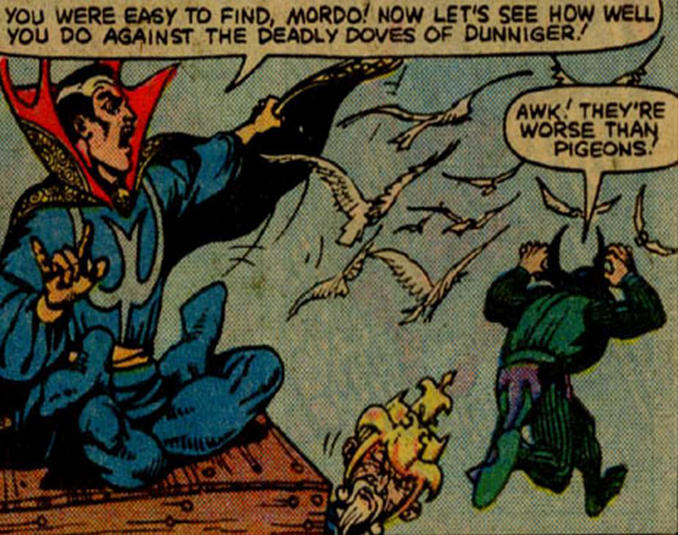 Doctor Strange & Baron Mordo What If v1 34