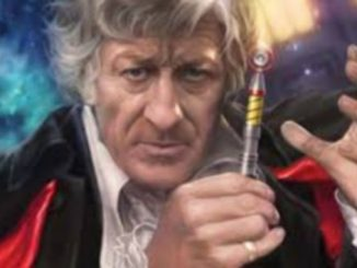 Third Doctor Who - Heralds of destruction bannière
