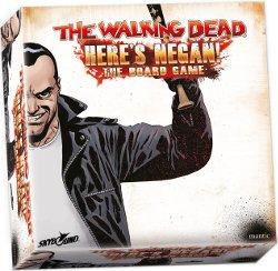 here's negan walking dead