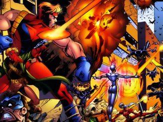 3e guerre mondiale crossover Marvel Wildstorm