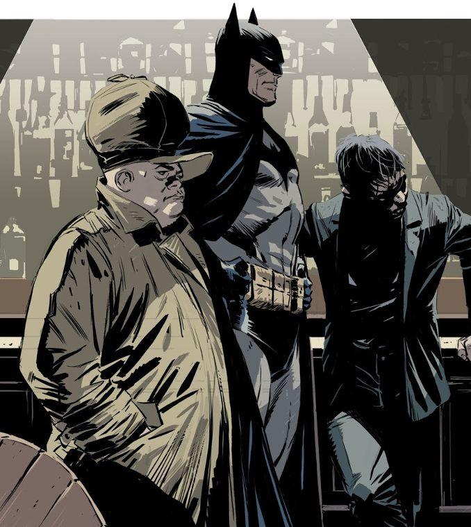 Batman crossover Elmer Fudd