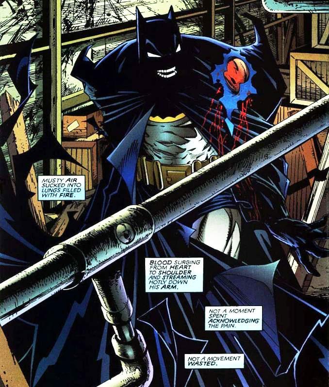 Spawn/Batman Frank Miller Todd McFarlane