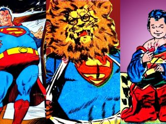 transformations superman