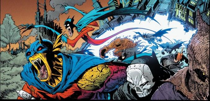 Batman Métal 2