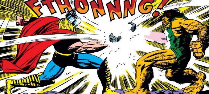 15 marteaux Marvel