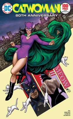 Catwoman by Frank Cho & Sabine Rich