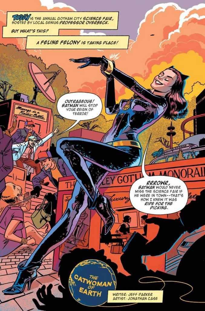 Catwoman/Julie Newmar