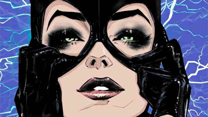Catwoman 80 ans 80th special