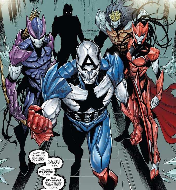 Poisons Avengers