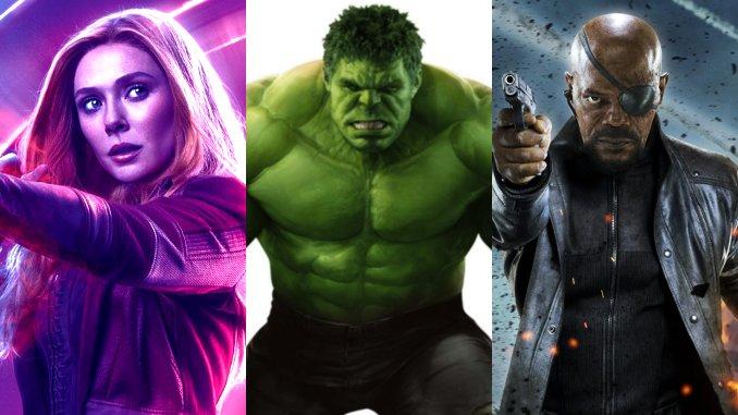 Marvel Studios MCU film solo