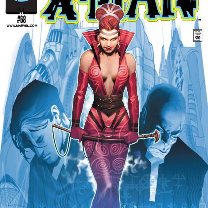 Red Queen Warren Ellis X-Man