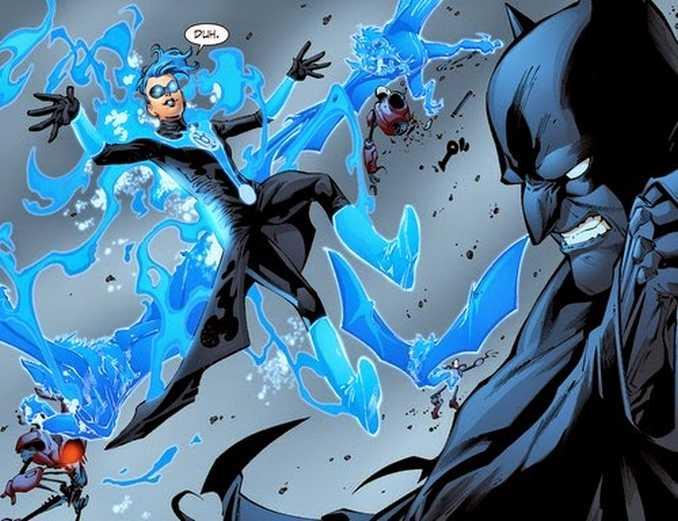 Barbara Gordon/Smallville Blue Lantern Corps