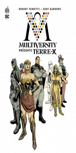 Multiversity présente Terre X couverture