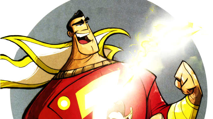 Billy Batson et Magie de Shazam