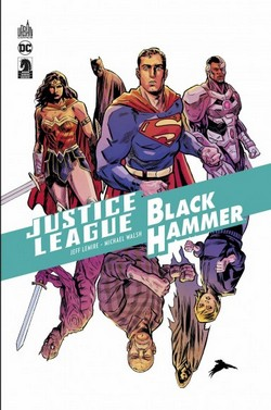 Black Hammer / Justice League