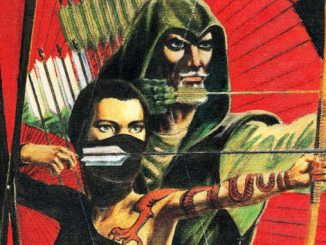 green arrow longbow hunters