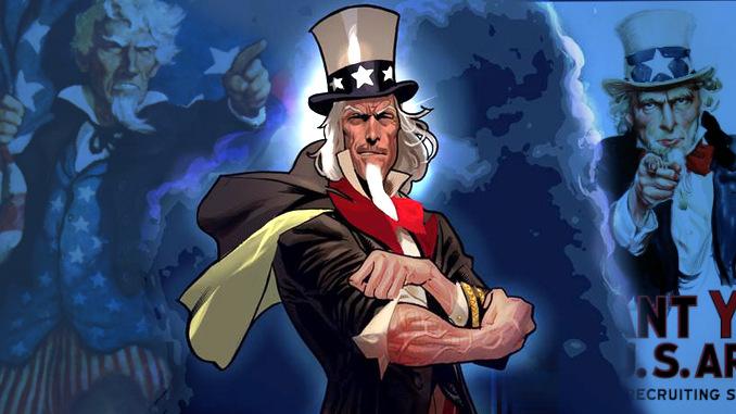 Oncle Sam Uncle Sam