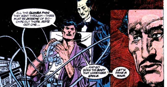 Blind Justice : être Batman à distance