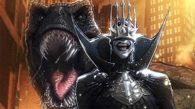 Death Metal Legends of Dark Knights
