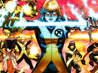 Nouveaux Mutants New Mutants comics