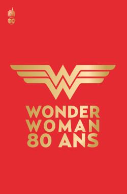 Wonder Woman 80 ans