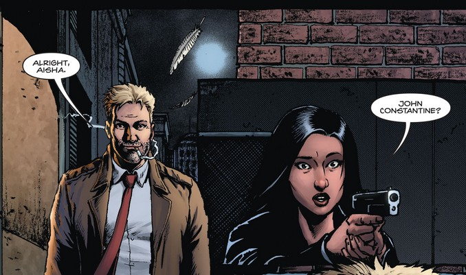Hellblazer Rise Fall