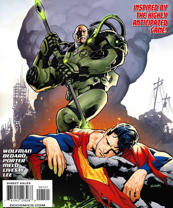 DC Online Ryan Sook