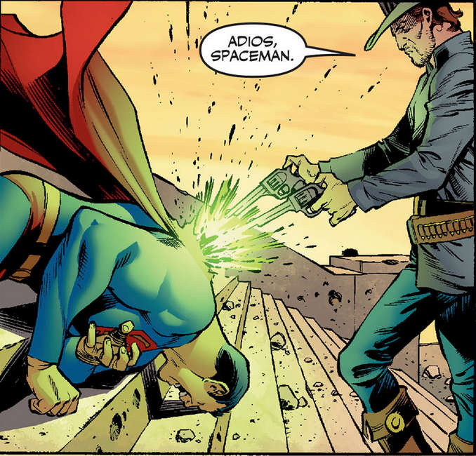 Superman/Batman: Absolute Power
