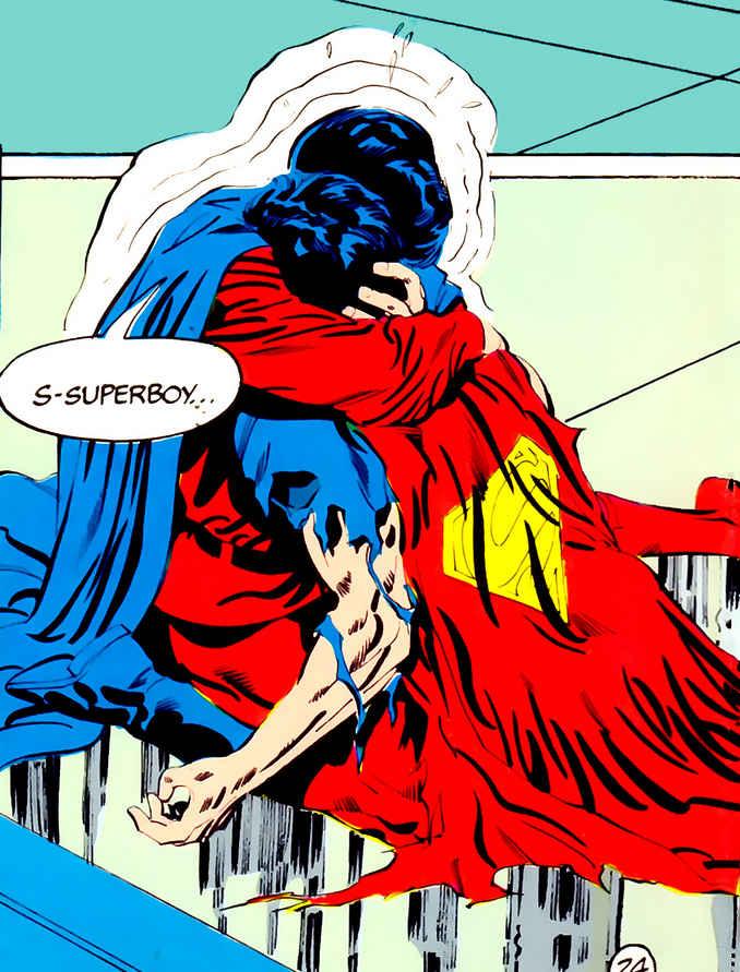 Legion of Super Heroes 38