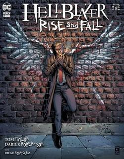 Hellblazer Rise Fall