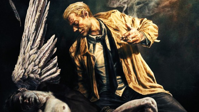 Hellblazer rise and fall 1