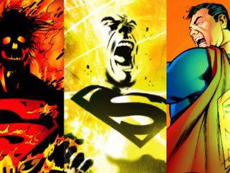morts de superman