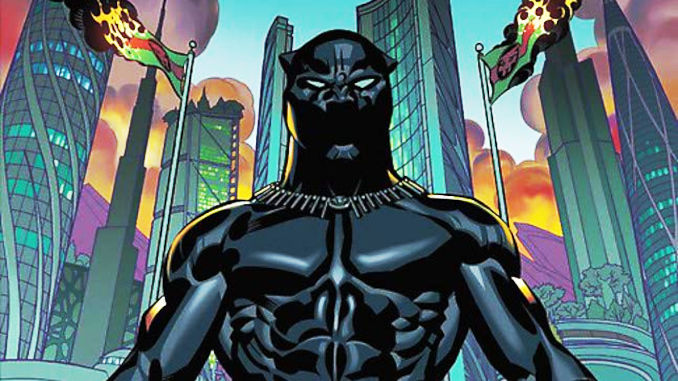 comics gratuits black panther