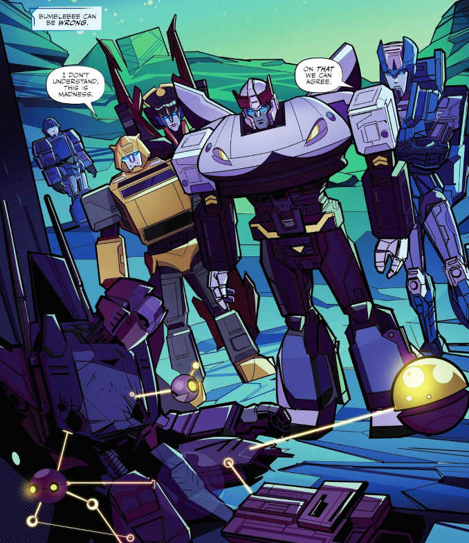 transformers tome 1 vestron