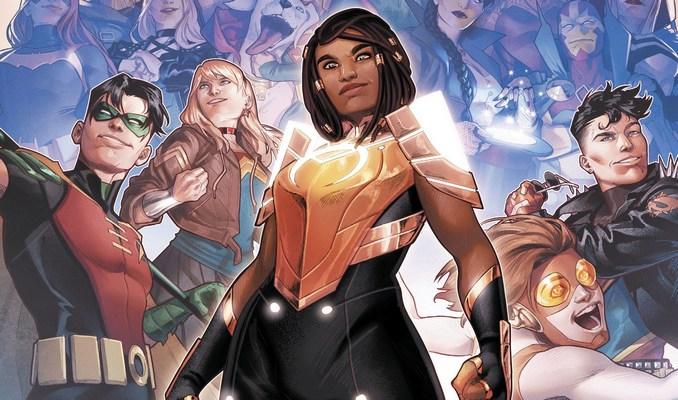 Naomi – Saison 1 : débuts enthousiasmants pour la nouvelle star des comics  DC - Top Comics
