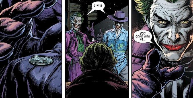 batman 3 jokers