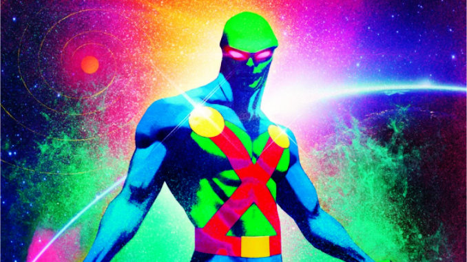 Martian Manhunter Identity