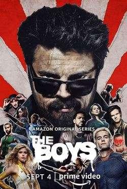 the boys saison 2