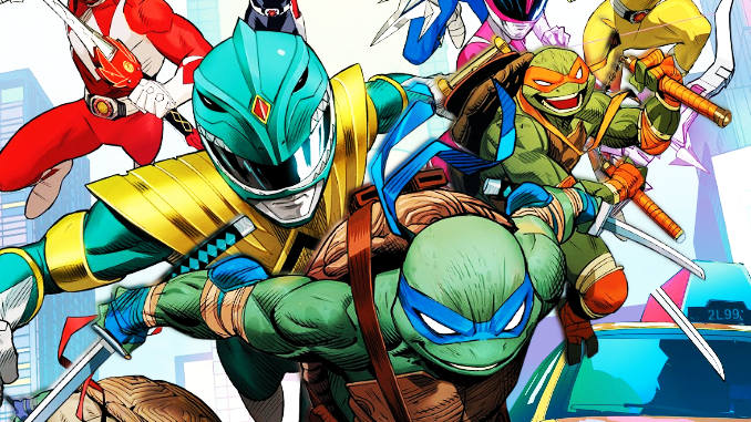 power rangers tortues ninja