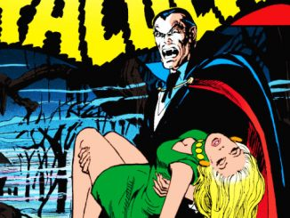 omnibus Tombeau de Dracula